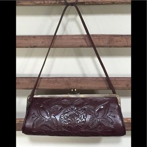 Alexis David Leather Handbag